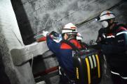 На Камчатке спасатели ищут двух горняков, оказавшихся под завалами после обрушения шахты