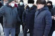 Якушеву рассказали о создании экономической зоны в Зауралье