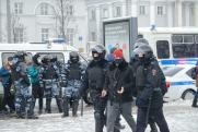 Число полицейских в центре Москвы выросло
