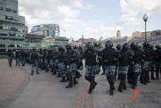 СПЧ: тактика силовиков на незаконных акциях протеста верная