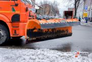 Снег с иркутских улиц убирают десятки единиц спецтехники