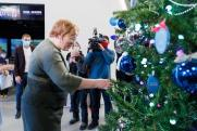 Благотворительная акция «Елка желаний» продолжается в Екатеринбурге