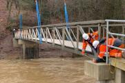 Легко и просто: в России хотят построить автомобильный мост из алюминия