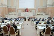«Яблочный» раскол и цензура в парламенте Петербурга: итоги недели с «Политикой Северо-Запада»