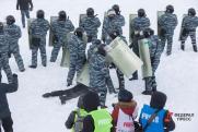 Советник экс-президента обвинил полицию в избыточной жестокости к протестующим