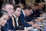 Володин попросил Терешкову удалиться из зала Госдумы