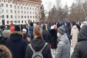 Вопрос о туалетах на митингах расколол тюменских депутатов