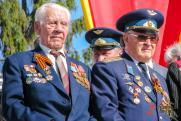 В Боровске почтили память бойцов 201-й Латышской стрелковой дивизии