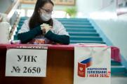 В Петербурге больные COVID  члены избиркомов могли участвовать в голосовании 1 июля
