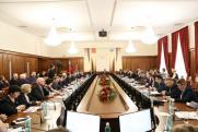 В Новосибирской области депутаты выстроили новую систему взаимоотношений
