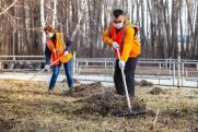 В Челябинске и Первоуральске собирать мусор вышли металлурги