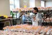 Благотворители привезут екатеринбургским медикам освященные куличи
