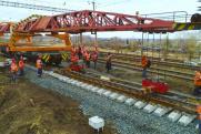 На Среднем Урале начали строить железную дорогу в особую экономическую зону