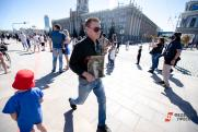 «Бессмертный полк» в Екатеринбурге меняет точку сбора
