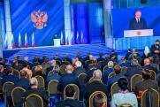 Смыслы недели: народное послание Путина, манипуляции с цифрами на митингах Навального