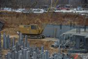 В Новом Уренгое закончили фундамент нового аэропорта