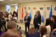 Переговоры у полпреда: о чем Фадеев расскажет Путину после поездки на Урал