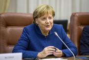 Меркель заявила о своем последнем выступлении