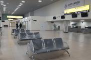 Текслер проверил готовность международного терминала в Челябинске к полетам