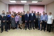 Челябинский губернатор перед 1 Мая встретился с рабочими завода «Турбина»