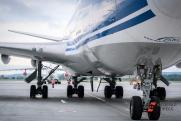 Самолет Ан-26 экстренно сел в Пулково