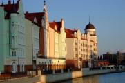 Калининградская область ожидает 2 млн туристов в 2021 году – губернатор
