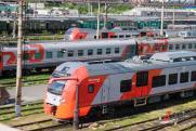 Скоростной электропоезд запустят в новую столицу Ленобласти