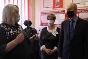 В отделах полиции на севере Среднего Урала побывал общественник