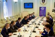 На круглом столе в Перми обсудили транспорт, аварийное жилье и благоустройство