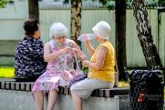 Как пожилым пережить жару: рекомендации врача