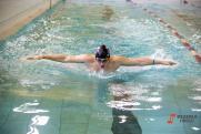 В бассейне Кстово для маломобильных граждан заработал подъемник