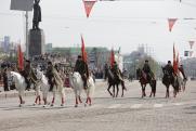 Как прошел парад Победы в Екатеринбурге в 2021 году