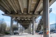 Екатеринбургский мост на Бебеля отремонтируют раньше срока