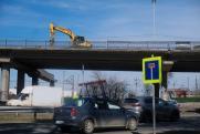 Блюхеровский мост в Екатеринбурге разобрали до дыр