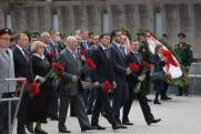 Память погибших почтили в Екатеринбурге на Широкореченском мемориале