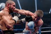 Екатеринбургский боксер отметелил британца на глазах у губернатора
