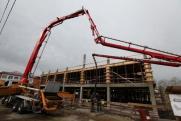 В Иркутске строительство новой школы закончат до декабря