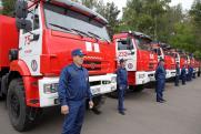В Красноярском крае появятся 17 новых пожарных частей