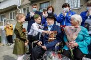 Нефтяники поздравили ветеранов Западной Сибири с Днем Победы