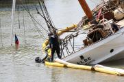 В Нигерии крушение судна: погибли не менее 140 человек