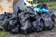 Южноуральцы жалуются на неубранный к Первомаю мусор с субботников