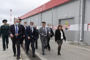 Аэропорт Челябинска прошел проверку замминистра транспорта РФ