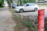 Петербуржцев ждут новые штрафы за нарушение правил парковки во дворах