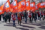 В Перми первомайскую демонстрацию заменили флешмобами