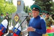 Липецких пограничников с праздником поздравил Игорь Артамонов