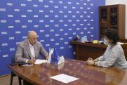 Игорь Артамонов провел личные встречи с жителями Липецкой области