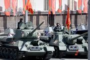 Парад Победы начался на Красной площади в Москве: какие новинки техники покажут