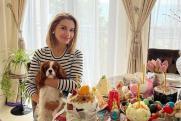 Парад куличей и яиц: как звезды поздравляют россиян с Пасхой
