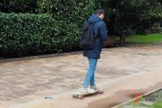 В Екатеринбурге в 2,5 раза вырос спрос на скейтборды