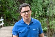 Антон Немкин обсудил экологические инициативы на субботнике на Егошихе